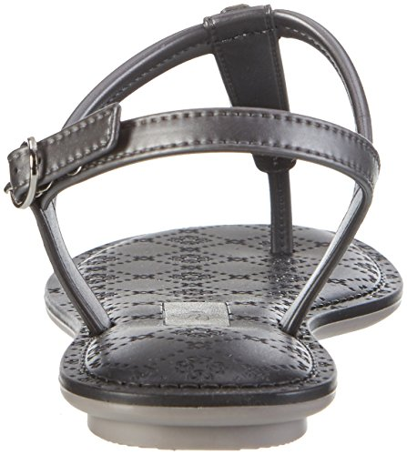 Grendha - Grendha Sense Jewel Sandal Fem, Sandali Donna Nero (Black/Silver)