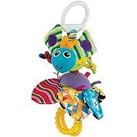 """Lamaze Baby Spielzeug """"Zappelnder Käfer"""" Clip & Go - hochwertiges Kleinkindspielzeug - Greifling Anhänger zur Stärkung der Eltern-Kind-Beziehung - ab 0 Monate"""