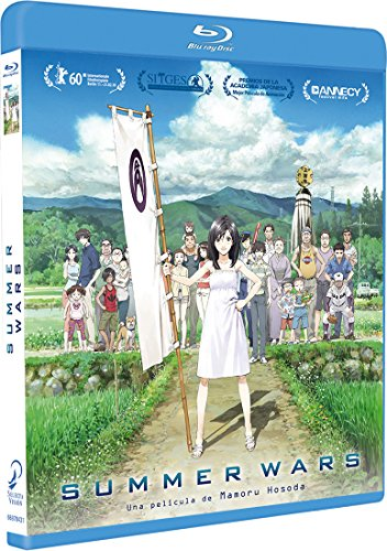 Summer Wars Blu-Ray [Blu-ray]