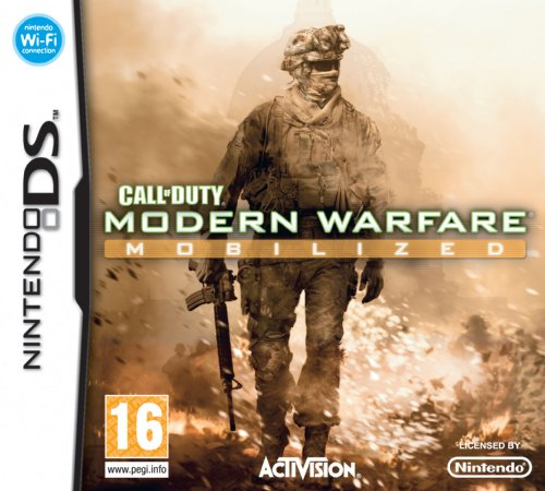 Call of Duty: Modern Warfare - Mobilized [UK Import] (Cod Für Ds)