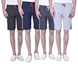 John Caballo Men's Shorts Combo Pack of ...