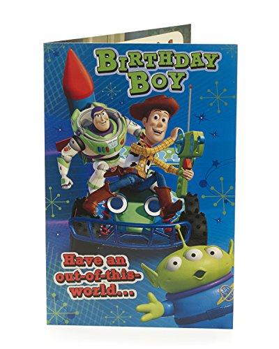 Carlton 418988-0-2,5cm Buzz Lichtjahr und Woody