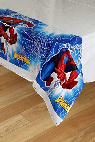"Funcart ""Spiderman"" theme plastic cover sheet"