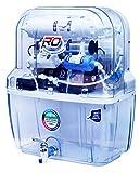Aquagrand Swift Dezire Transparent 15 Litre RO+UV+UF with TDS Adjuster Water Purifier (Transparent)