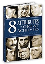 8 Attributes of Great Achievers (English Edition)