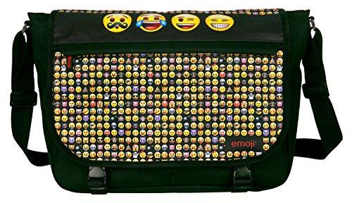 emoji tasche Undercover EMTU7645 Schultertasche, Emoji, ca. 33 x 49 x 11 cm