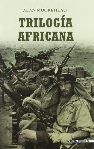 Portada del libro Trilogia africana (Historia Inedita)