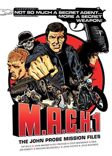 MACH 1 – The John Probe Mission Files (John L Allen,)