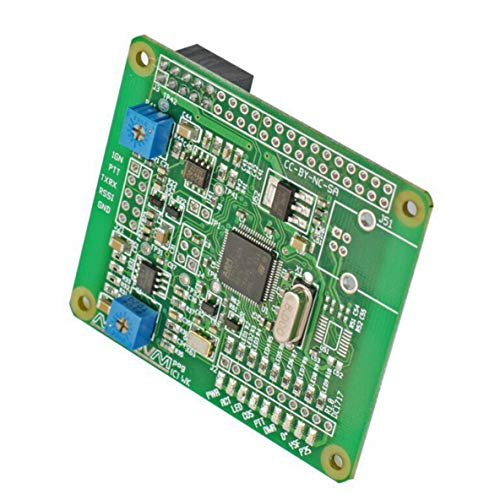 Noradtjcca MMDVM DMR Repeater Open-Source-Digitales Multimode-Sprachmodem für Himbeere -