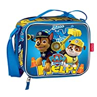 Paw Patrol Help - Lunch Bag - Sac Repas Isotherme - thermique Sac à lunch