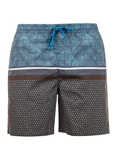 PROTEST SCARY beachshort Blue Gas