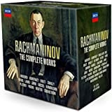Rachmaninoff: Sämtliche Werke (Limited Edition)