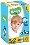 Huggies Bimbo, Taglia 4 (7-18 kg), 2 confezioni da 50 [100 Pannolini] - Huggies - amazon.it