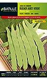 Semillas Leguminosas - Judía de enrame Buenos Aires verde - Batlle