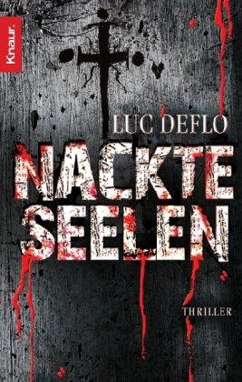 Buchseite und Rezensionen zu 'Nackte Seelen' von Luc Deflo