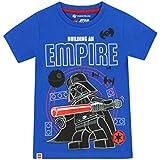 Lego Star Wars - Camiseta para niño - Lego Darth Vader