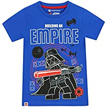 LEGO Star Wars - Camiseta para Niño Darth Vader