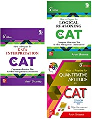 How to Prepare for DATA INTERPRETATION for CAT + How to Prepare for Logical Reasoning for CAT + How to Prepare