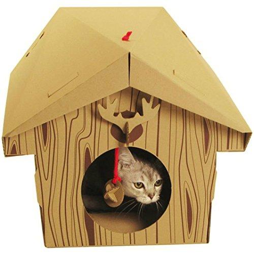 katzeninfo24.de Suck UK Katzenspielhaus – Hütte