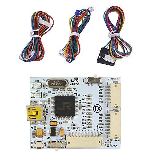 J-R Programmer V2 mit 3 Kabeln Set Reparaturteile für Xbox 360 -
