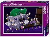 Kosmos 782184 - Nichtlustig: Das große Mafia, 1000 Teile Puzzle