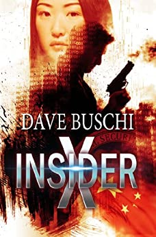 Insider X (English Edition) von [Buschi, Dave]