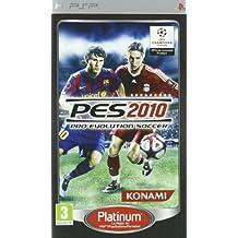 Pro Evolution Soccer 2010 (PES 10) Platinum