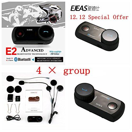 Le Ski 1 Pack FODSPORTS M1-S Pro Casque Bluetooth pour Moto 2000M Kit Main Libre Moto Intercom Moto Bluetooth Oreillette Interphone Connecter Jusqu/à 8 Riders pour V/élo Ext/érieur