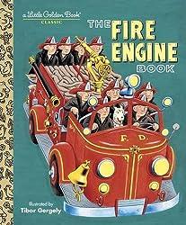 The Fire Engine Book (Little Golden Book Classic)