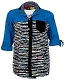 Kidzee Blue Elegant Designer Shirt With ...