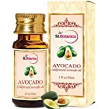 StBotanica Avocado Pure ColdPressed Oil, 30ml - Useful for Hair, Skin