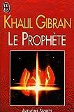 Le prophète / Gibran, Khalil / Réf19386 - J'ai Lu - 01/01/1995