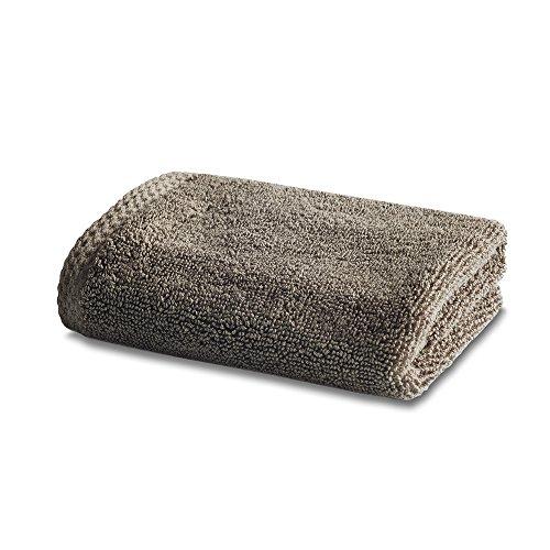 Linge de Bain en Bambou – Superbes Bambou Petits Carrés de Toilette - 800g/m² - Truffle - 30cm x 30cm