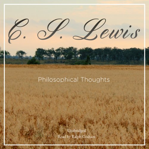 Philosophical Thoughts  Audiolibri