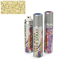 Stargazer Glitter Hair Spray - Gold x 1