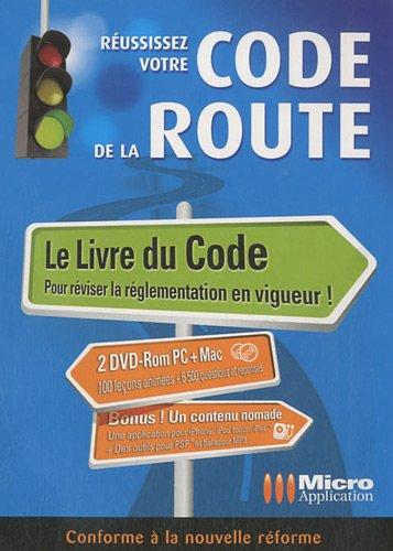 Réussissez votre code de la route : Permis B (2Cédérom) par Bip Media