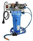 BZT Minimalmengenschmierung MDE CNC Fräse Fräsmaschine Gravur Portralfräse