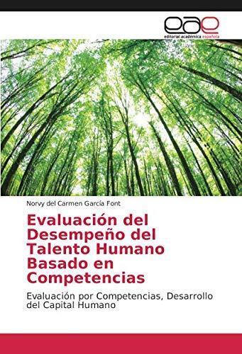 Libro evaluación del desempeño del talento humano