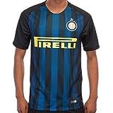 New Season Inter Mailand Mauro icardi Miranda Stevan jovetic Home Football Soccer Jersey in Blau Größe L blau