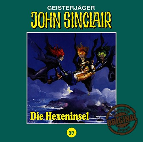 John Sinclair (37) Die Hexeninsel (Teil 2/2) (Jason Dark) Tonstudio Braun / Lübbe Audio 2016