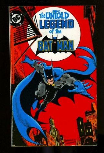 Untold Legend-Batman: Superman par Len Wein