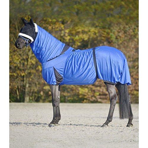 unbekannt Ekzemdecke, royal blau, 125 cm -
