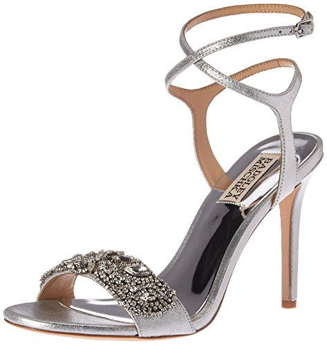 badgley mischka women's hailey heeled sandal