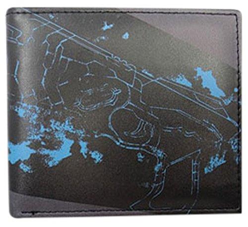ern Entertainment Psycho Pass-Dominator Wallet ()