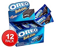 Oreo Soft Cake Imported Product - Free Shipping (Pack of 12)