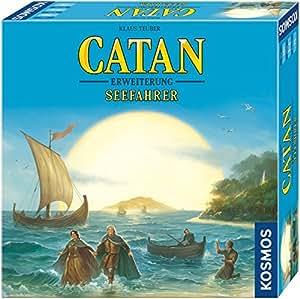 Kosmos – Catan – Seefahrer, neue Edition