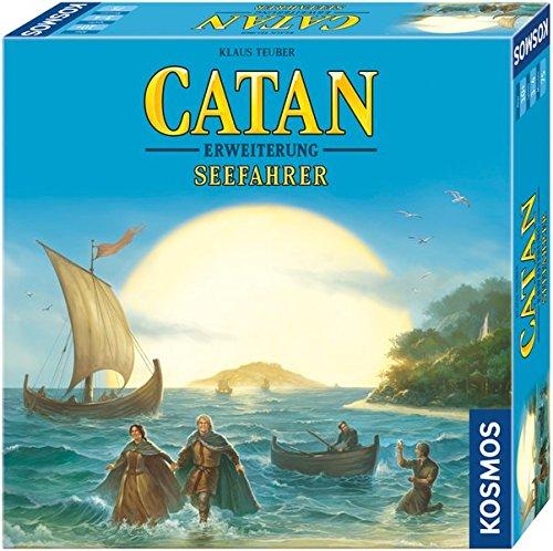 Outlet-box-erweiterung (Kosmos - Catan - Seefahrer, neue Edition, Strategiespiel)