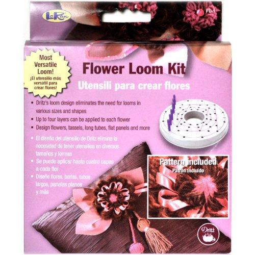 Dritz Flower Loom Kit, andere, Mehrfarbig