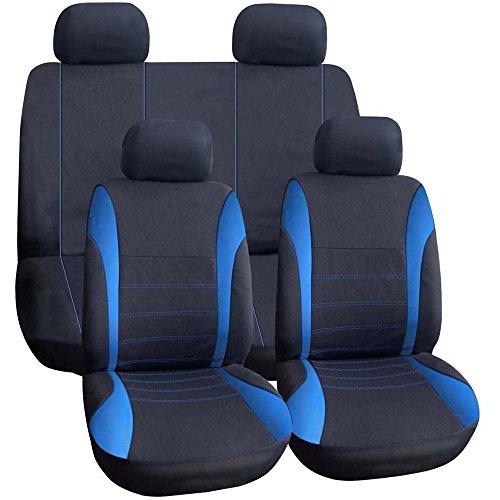 Auto Sitzbezug - TIROL Auto Sitzbezug Auto Innenraum Zubehoere Universal Stil...