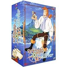 Les Nouveaux Voyages de Gulliver - Partie 1 - Coffret 4 DVD - VF